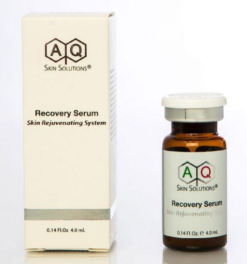 AQ Recovery Serum Skin Rejuvenating System