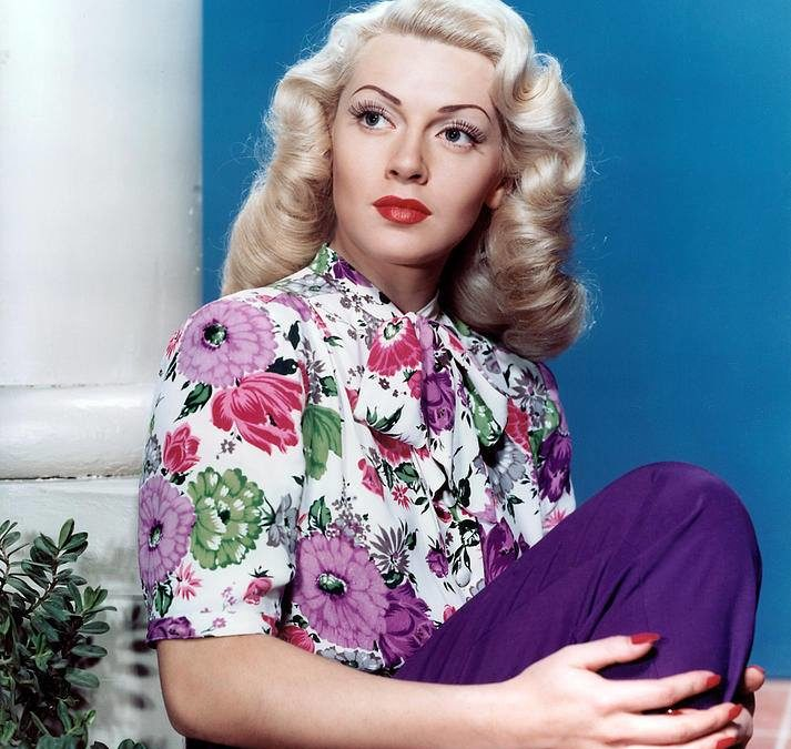 Lana Turner is the epitome of Red Carpet Glam…