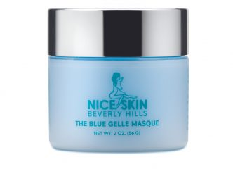 The Blue Gelle Masque