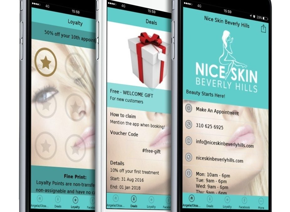 💙GET 50% OFF YOUR TREATMENT 💙 WHEN YOU DOWNLOAD THE NSBH APP