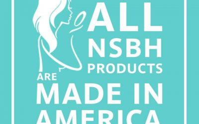 Did you know that all NSBH products are made in America !?